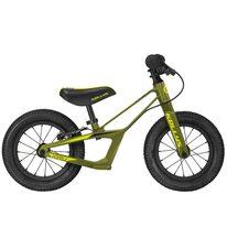 """Balansinis dviratis Kellys Kiru Race Forest 12"""" (tamsiai žalias)"""