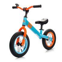 "Баланс велосипед METEOR 12"" (синий / оранжевый)"