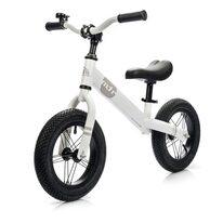 """Balansinis dviratis METEOR 12"""" (balta/pilka)"""
