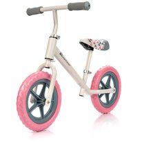 "Balance bike METEOR girl 12"" (pink)"