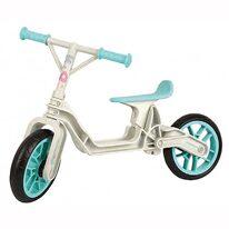 "Balansinis dviratis Polisport 12"" (kreminis/mėtinis)"