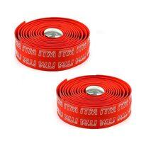 Bar tape ITM Eva (red)