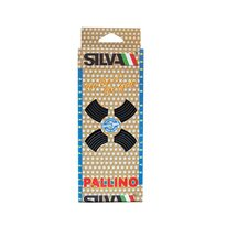 Bar tape SILVA Pallino (black)