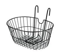 Basket on a handlebar BONIN Lusso 40x30x19 metal