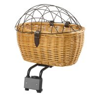 Basket on frame for animals M-Wave 43x29,5x22/14cm