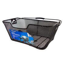 Krepšys ant bagažinės, iki 7kg, 40x30x17 cm metalinis (juodas)