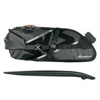 Krepšys po balneliu, SKS Explorer EXP, 13l (juodas)