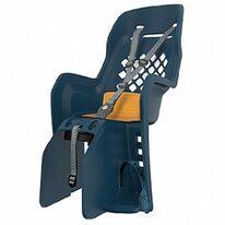 Dviračio kėdutė Polisport Joy CFS ant bagažinės (mėlyna/geltona)