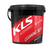 Bicycle cleaning set KLS all in one