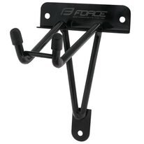 Bicycle hanger for pedal FORCE mounted on the wall (iron)