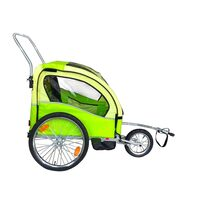 Bicycle trailer 'NFUN 'ncab (lime)