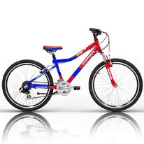 "Biria 24"" Spider 21G size 14,5"" (36.5cm) (red/blue/white)"
