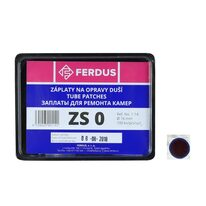 Bonding-patch FERDUS ZS0 round 16mm