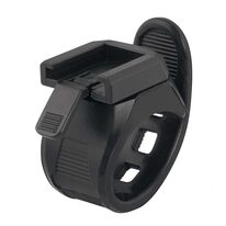 Bracket for light FORCE BUG/SHARK, rubber (black)