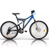 """Campos Active 26"""" 21G dydis 19"""" (49cm) (mėlyna/juoda/pilka)"""