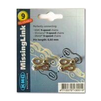 Chain connector KMC 6,6mm (9 speed)