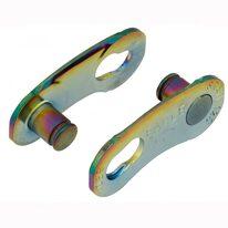 Grandinės sujungimas SRAM PowerLock Rainbow 12 pavarų