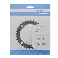 Chainring Shimano Deore M590 32T 9 speed