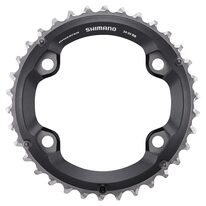 Chainring Shimano SLX M7000-2 34T for 34T-24T