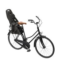 Dviračio kėdutė THULE Yepp Maxi ant dviračio bagažinės, max 22kg (pilka)
