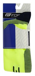 Kojinės FORCE Athletic PRO  kompresinės (fluorescensinės) 48-49 XXL
