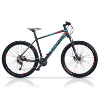 "CROSS Fusion 27,5"" size 18"" (46cm) (black/blue/red)"