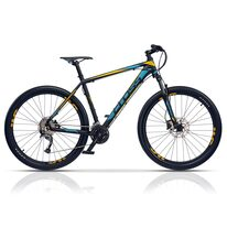 "CROSS GRX 9 27,5"" size 16"" (41cm) (black/blue/yellow)"