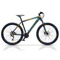 "CROSS GRX 9 27,5"" dydis 18"" (46cm) (juoda/mėlyna/geltona)"