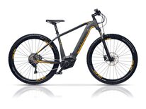 "CROSS Maverix Integrated 29"" dydis 20,5"" (52cm) (pilka/oranžinė)"