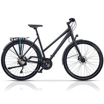 "CROSS QUEST Trek 28"" 30G dydis 18"" (45cm) (juoda)"