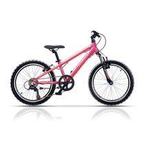 """CROSS Speedster Girl 20"""" dydis 10"""" (26cm) (rožinė/balta/oranžinė)"""