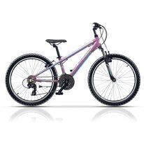 "CROSS Speedster Girl 24"" size 12"" (30cm) (purple/cyan/white)"