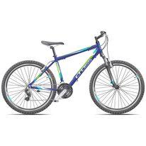 """CROSS Sprinter 26"""" dydis 19"""" (48cm) (mėlyna/pilka/žalia)"""