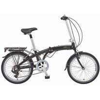 """Cycle master 20"""" 7G sulankstomas (juoda)"""