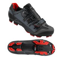 Cycling shoes FORCE MTB FIGHT (black) 47