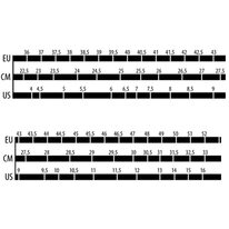Batai Force MTB Free (juoda/fluorescentinė) dydis 44