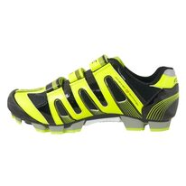 Обувь FORCE MTB Free (белый / флуоресцентный) размер 43