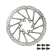 Disc brake rotor FORCE-2 160 mm, 6 holes (silver)
