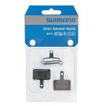 Diskinių stabdžių kaladėlės Shimano B01S Resin