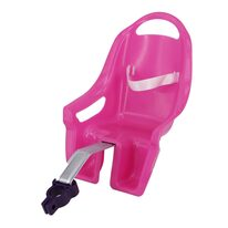 Doll seat BONIN for bicycle (pink)