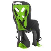 Dviračio kėdutė 'Nfun Curioso Deluxe ant dviračio bagažinės max 22kg (pilka/žalia)