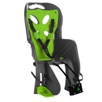 Dviračio kėdutė 'Nfun Curioso Deluxe gale ant dviračio rėmo max 22kg (pilka/žalia)