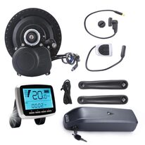 E-bike kit Tongsheng TSDZ2 Mid Drive Motor 250W