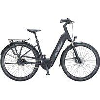 "Elektrinis KTM Macina CITY A510 28"" N5 dydis 18"" (46cm) (juoda) 021389506"