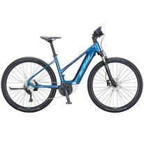 """Elektrinis KTM Macina CROSS P610 28"""" 10G dydis 18"""" (46cm) (mėlyna) 021349206"""