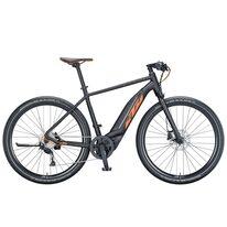 """Elektrinis KTM Macina Sprint H 28"""" dydis 22"""" (56cm) (juoda/oranžinė) 021352116"""