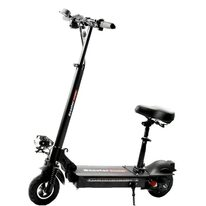 Electric scooter BEASTER BS12 400W 36V 15A (black)
