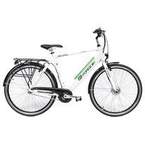 """Elektrinis dviratis 28"""" dydis 23"""" (58cm) (baltas)"""