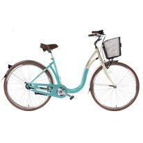 "FORCE Liveebike dviratis 28"" dydis 19"" (48cm) (žydra/smėlio)"