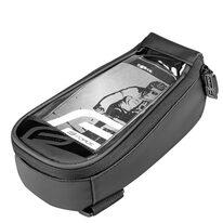 "Frame bag, FORCE Phone Adventure XL 5,5""(black)"